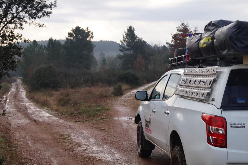 Geländewagen Tour Portugal
