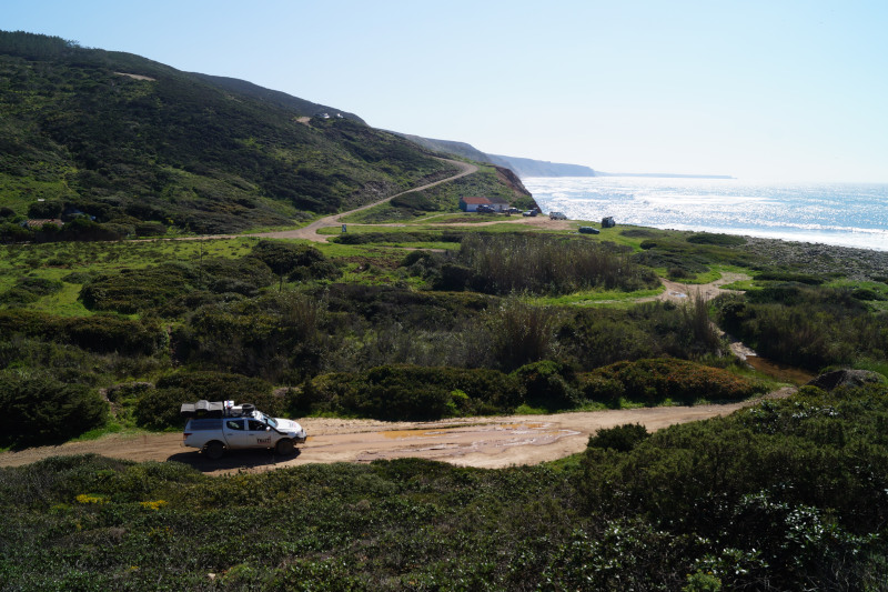 4x4 Offroadtour Portugal