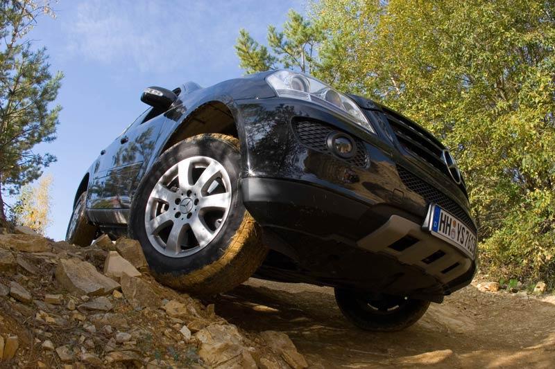 SUV-Training im eigenen Fahrzeug