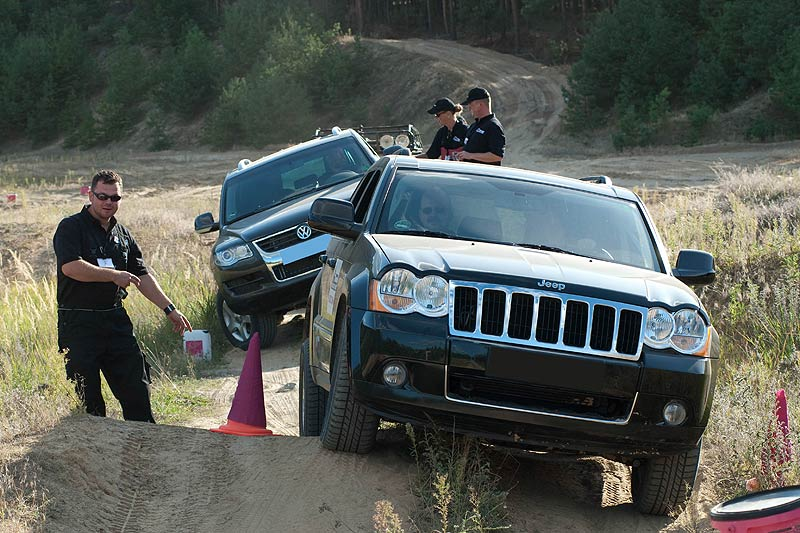 Firmenevent Offroad Business